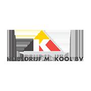 HP Staal Logo Heibedrijf M Kool