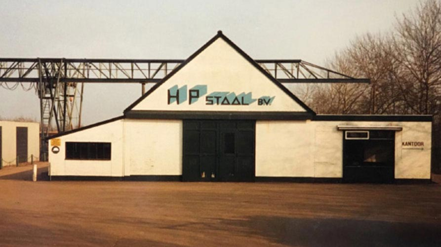 HP Staal 1 april 1981