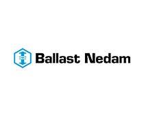 HP Staal logo Ballast Nedam