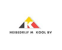 HP Staal logo Heibedrijf M Kool BV