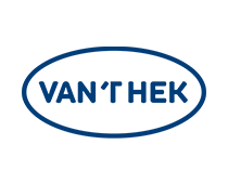 HP Staal logo Van't Hek