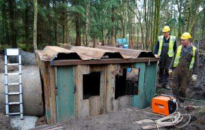 HP Staal Project Dierenpark Amersfoort