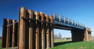 HP Staal Project Tijdelijke brug Twente