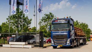 HP Staal Transport Vrachtwagen