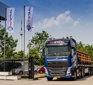 HP Staal Vacature Vrachtwagenchauffeur Vianen