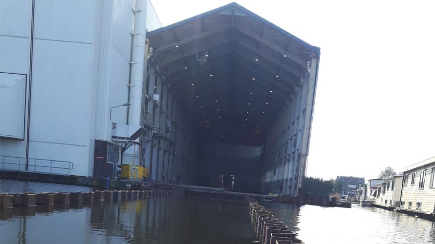 HP Staal Project Droge Voetjes in Aalsmeer