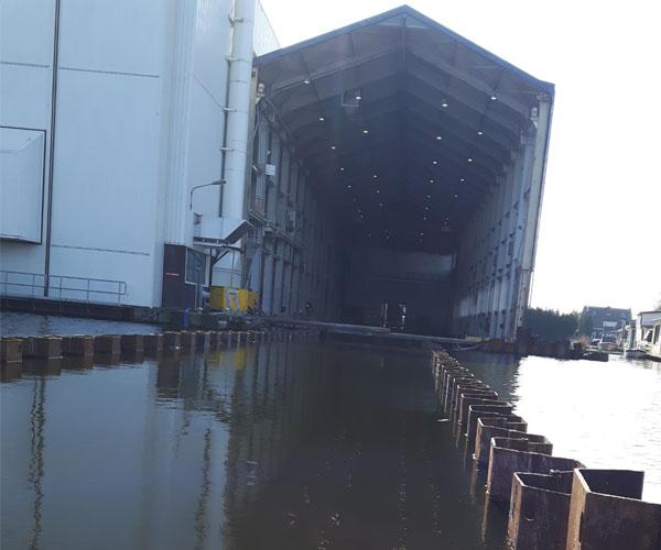 HP Staal in Aalsmeer