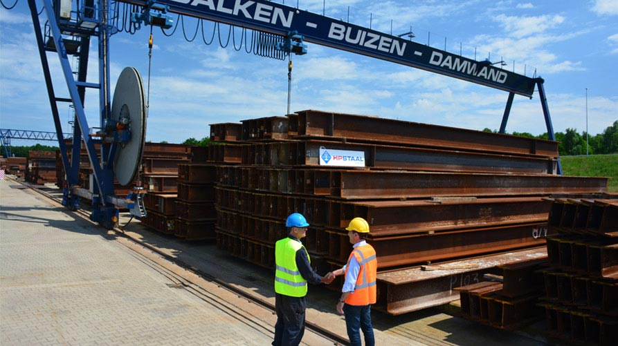 HP Staal Selling New and Used Steel Girders