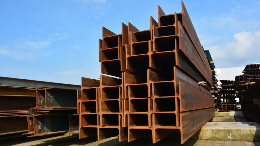 HP Staal New and used steel girders HEA HEB HEM UNP IPE and INP
