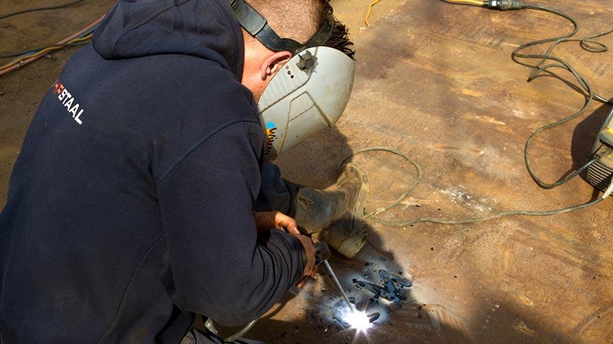HP Staal Steel Welding