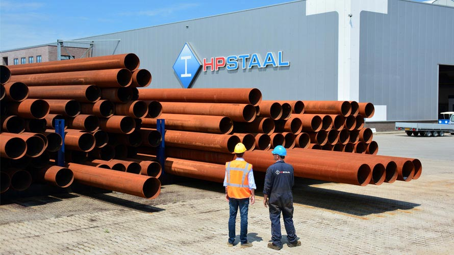 HP Staal, sale and lease of steel