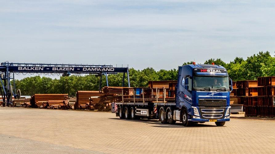 HP Staal Steel Transportation