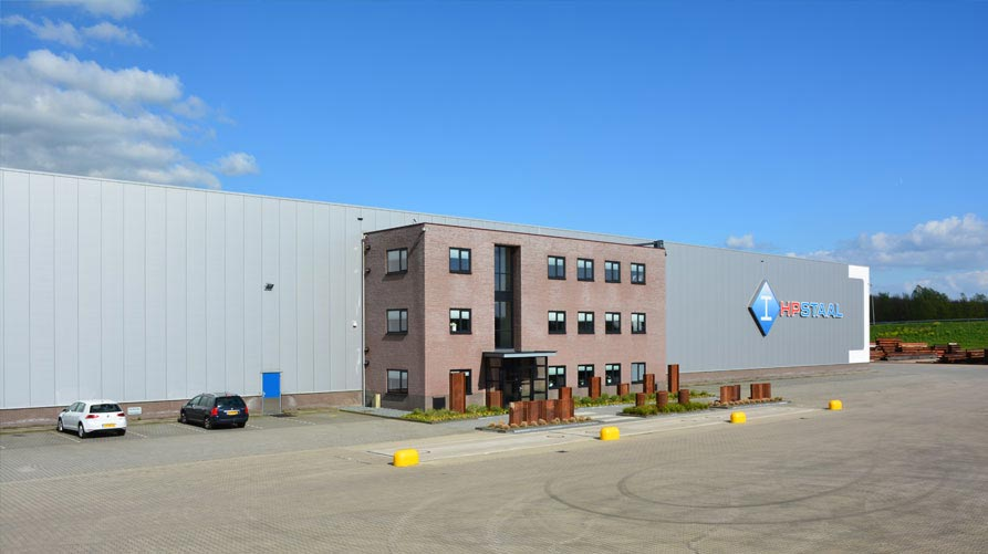 HP Staal Vianen Betriebsgelände