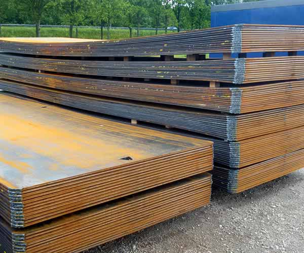 HP Staal steel dock boards for sale