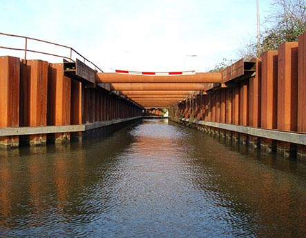 HP Staal Project Waterway Breukelen