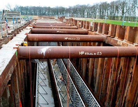 HP Staal Project Máximakanaal Den Bosch