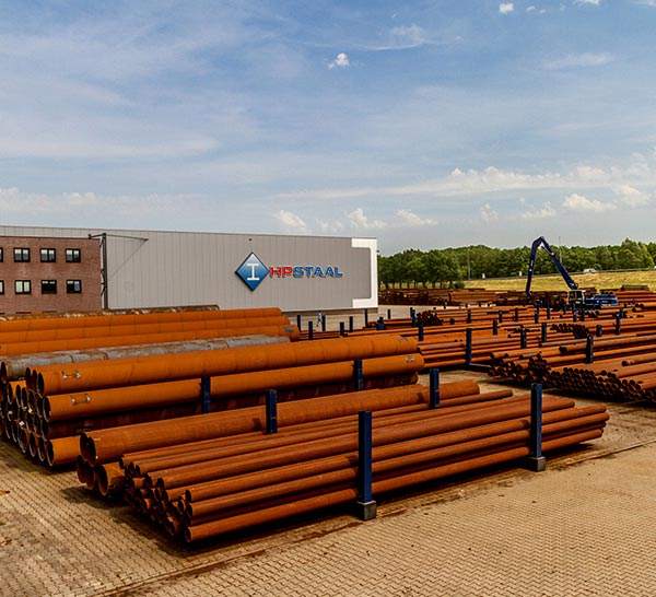 HP Staal Large Range Steel Pipes
