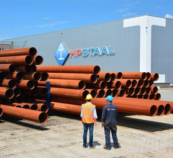 HP Staal Stahl Gebrauchter Stahl