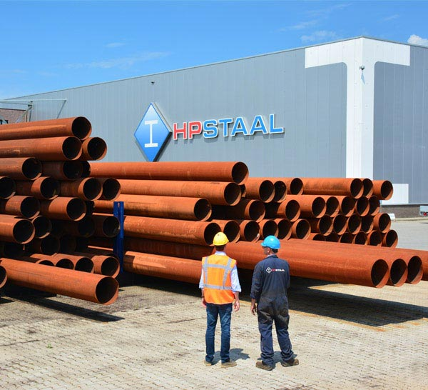 HP Staal Large Stock of Steel Tubes